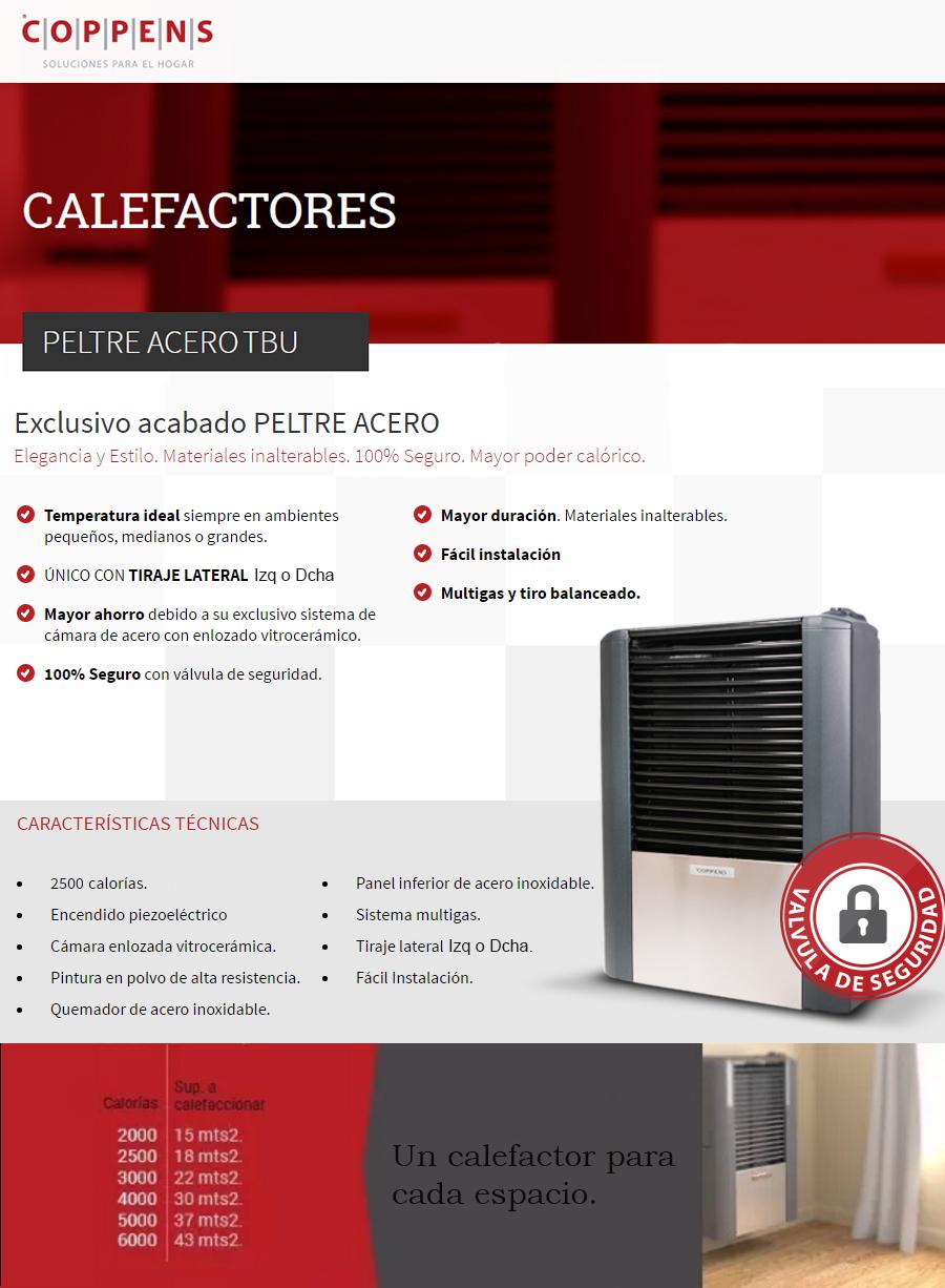 Calefactor Coppens